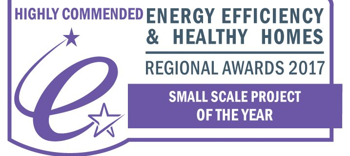 "GoFlo scheme ""Highly Commended"" at 2017 South West Regional Energy Efficiency Awards"