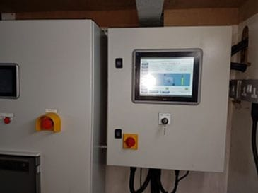 Kenningstock control system