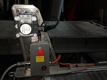 New hydraulic motor system